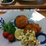 海老カツつくりました。 私の料理は何でも何時でも美味しいと言ってくれるので、嬉しいですね。