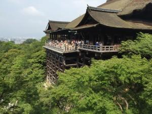 清水寺に随求堂胎内めぐりなるものがありまして・・ それが面白かった。