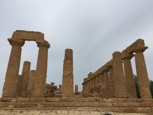 アグリジェントヘラ神殿